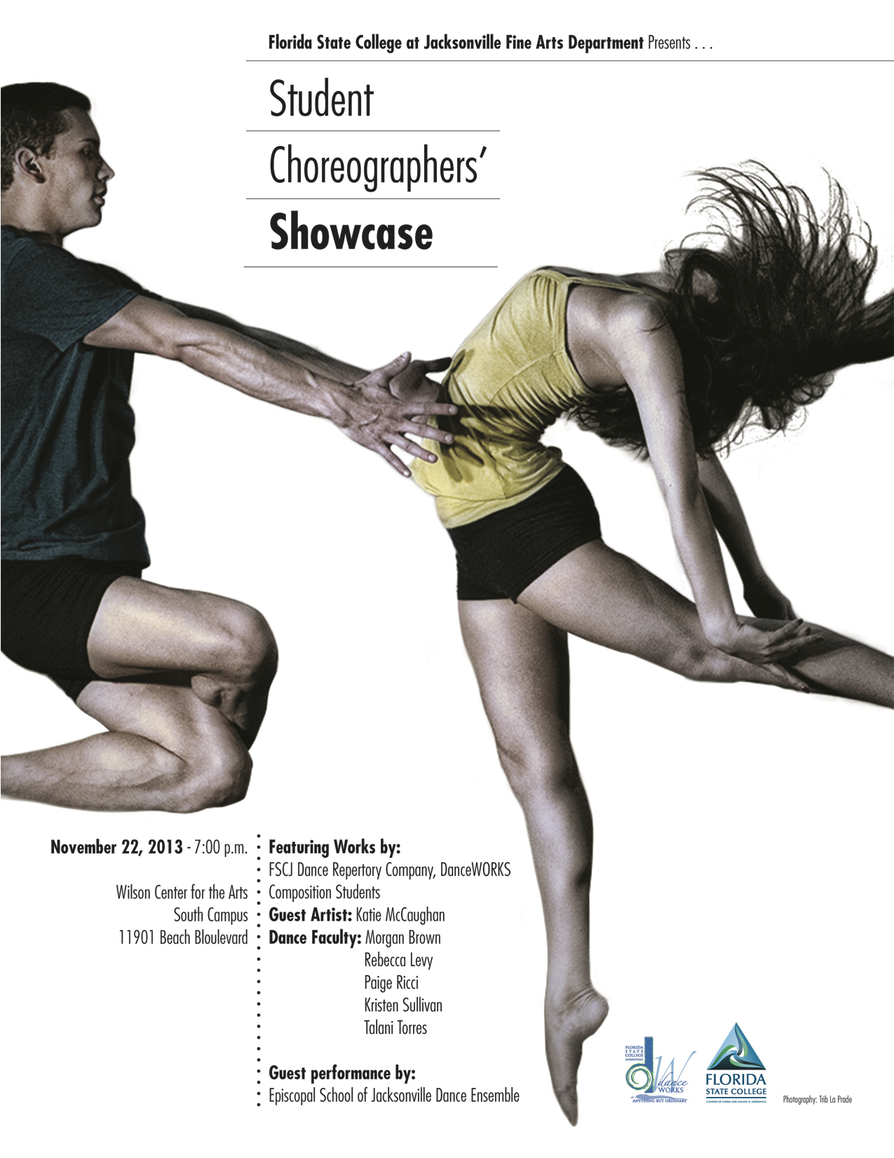 2013 Student Choreography Concert