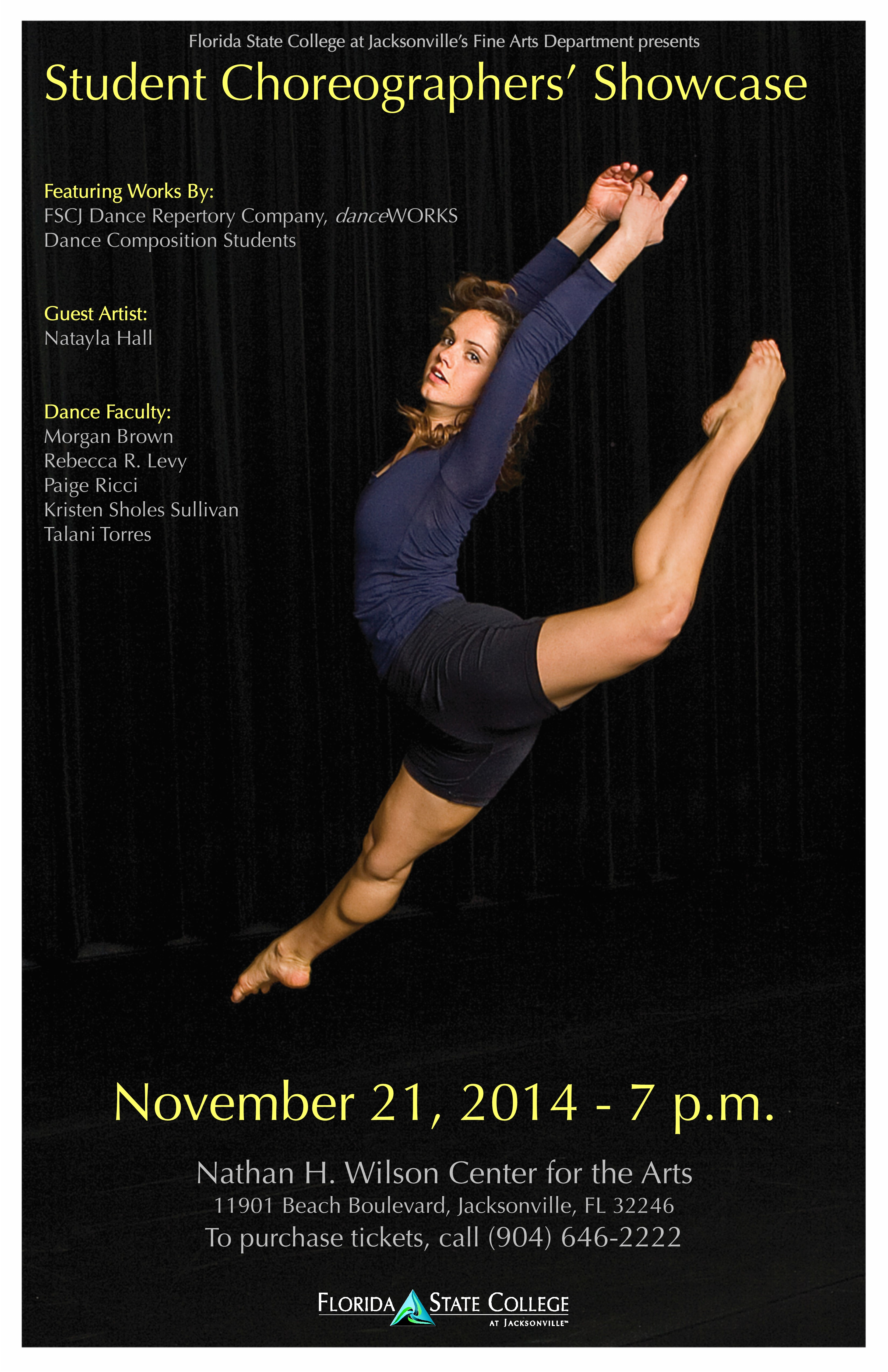 2014 Student Choreography Concert