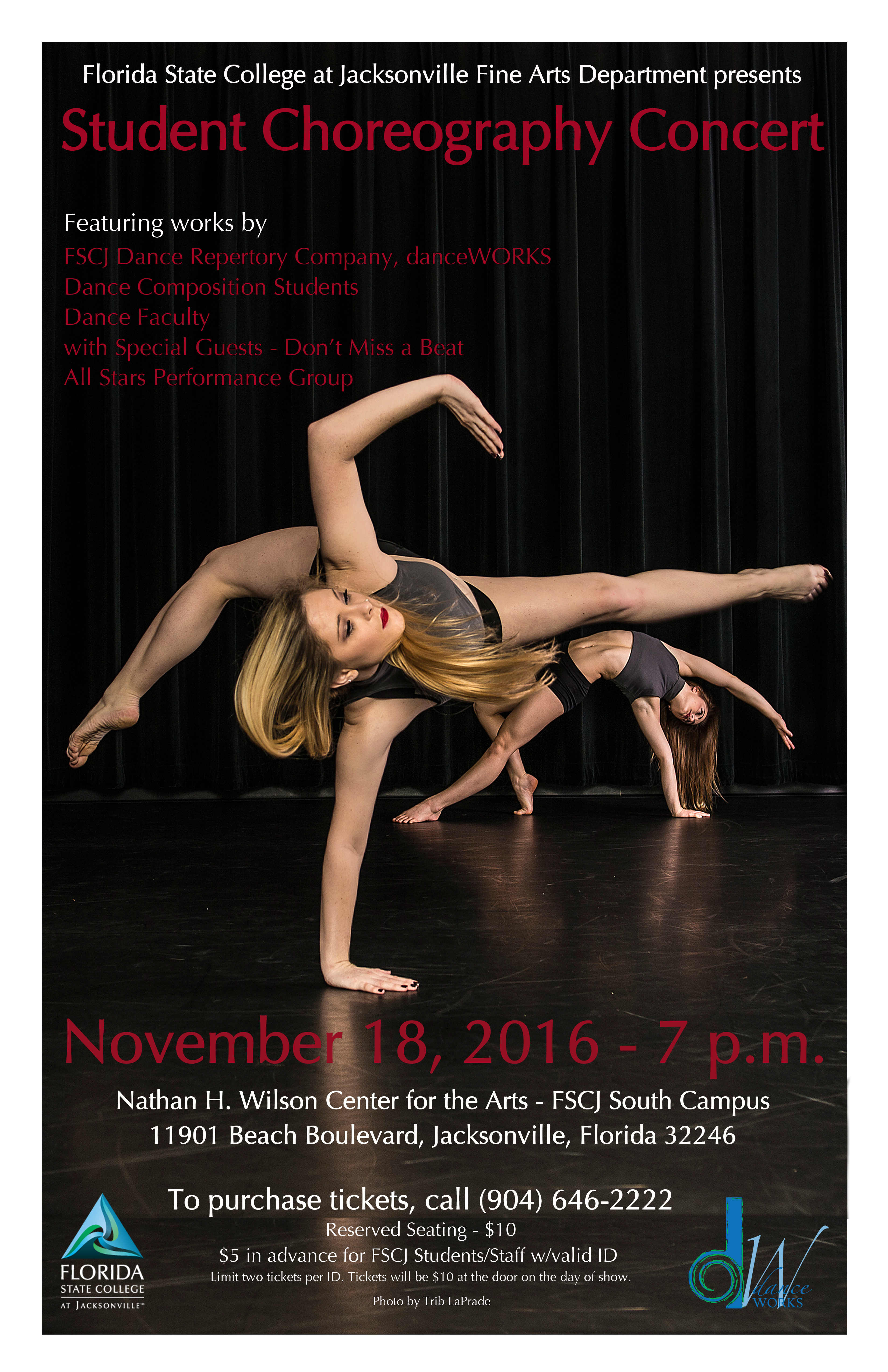 2016 Student Choreography Concert