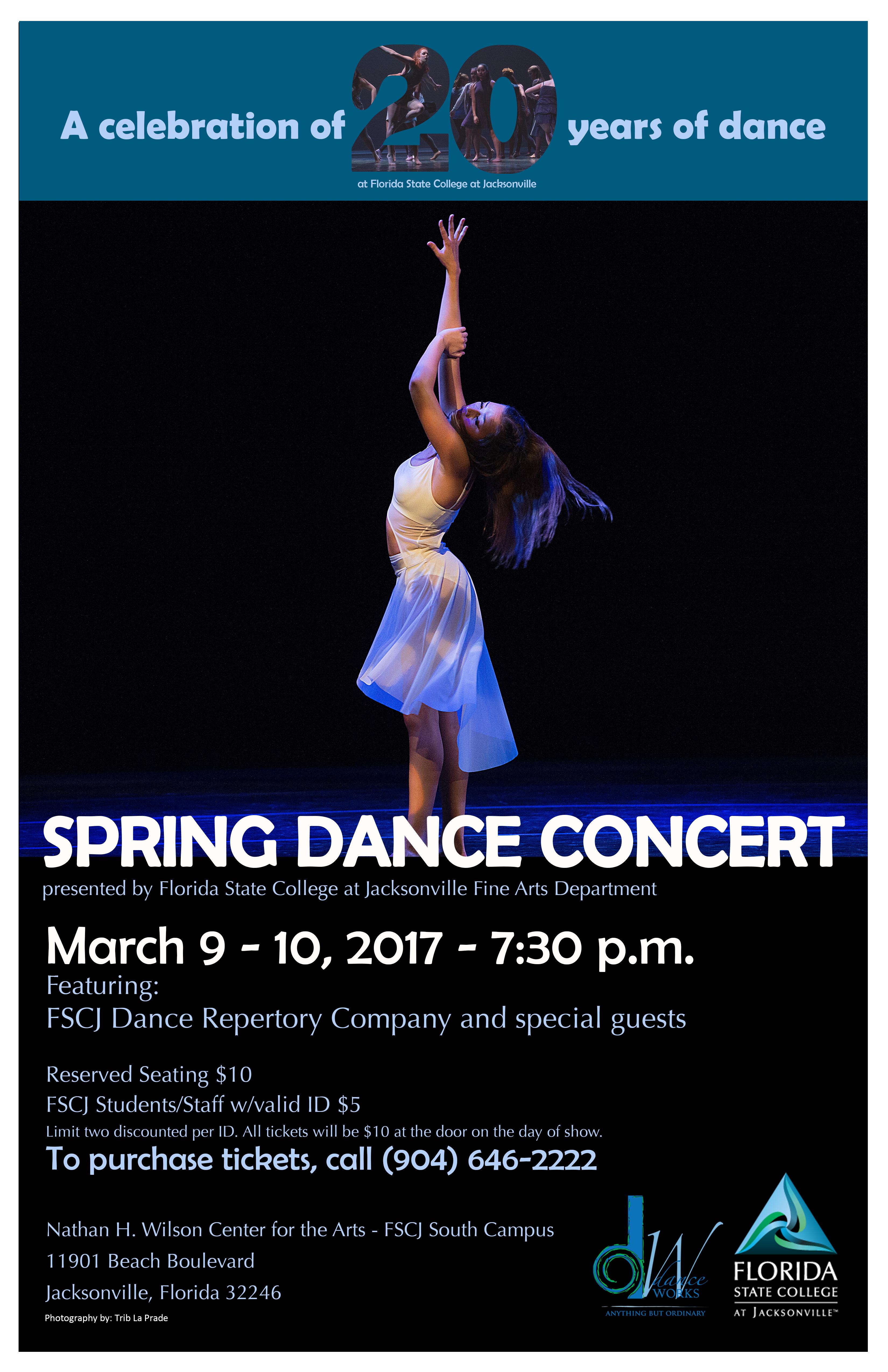 2017 Spring Dance Concert