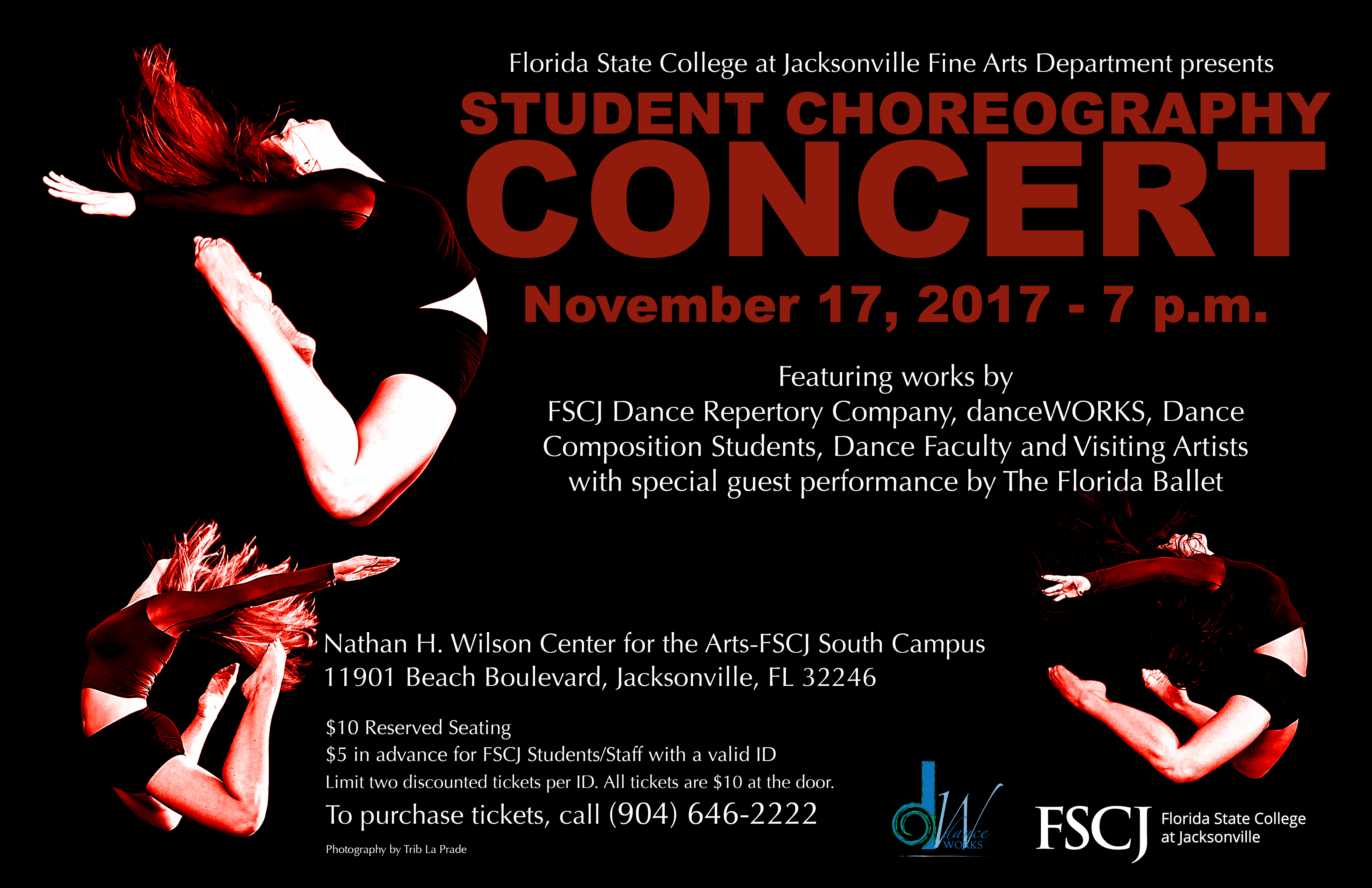 2017 Student Choreography Concert