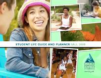 2008 Fall Student Life Guide and Planner