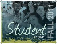 2011 Fall Student Life Guide and Planner