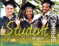 2012 Spring Student Life Guide and Planner