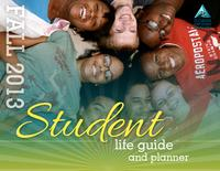 2013 Fall Student Life Guide and Planner