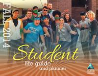 2014 Fall Student Life Guide and Planner