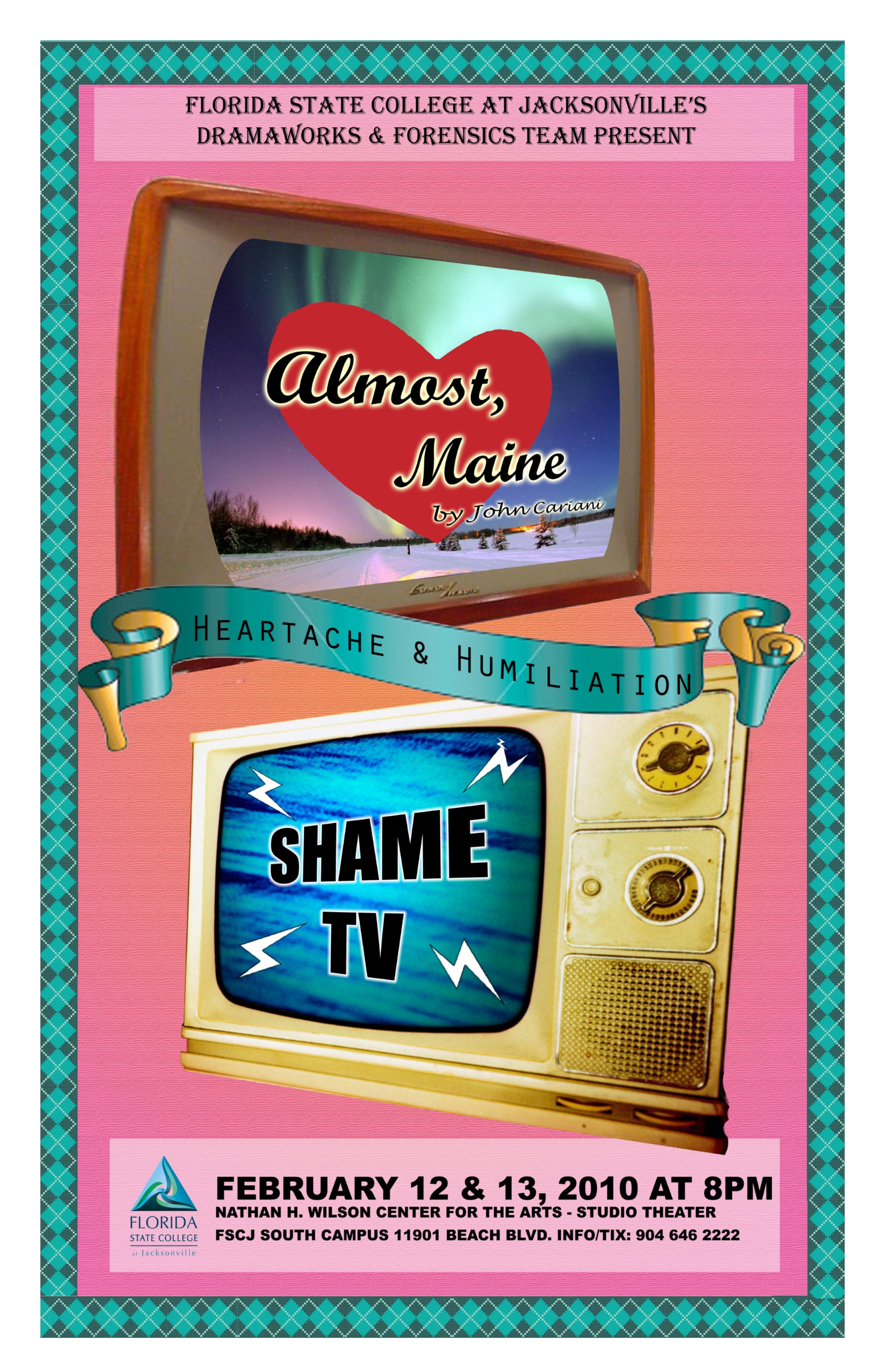 Almost Maine/Shame TV