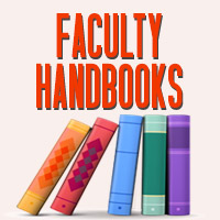 Faculty Handbooks