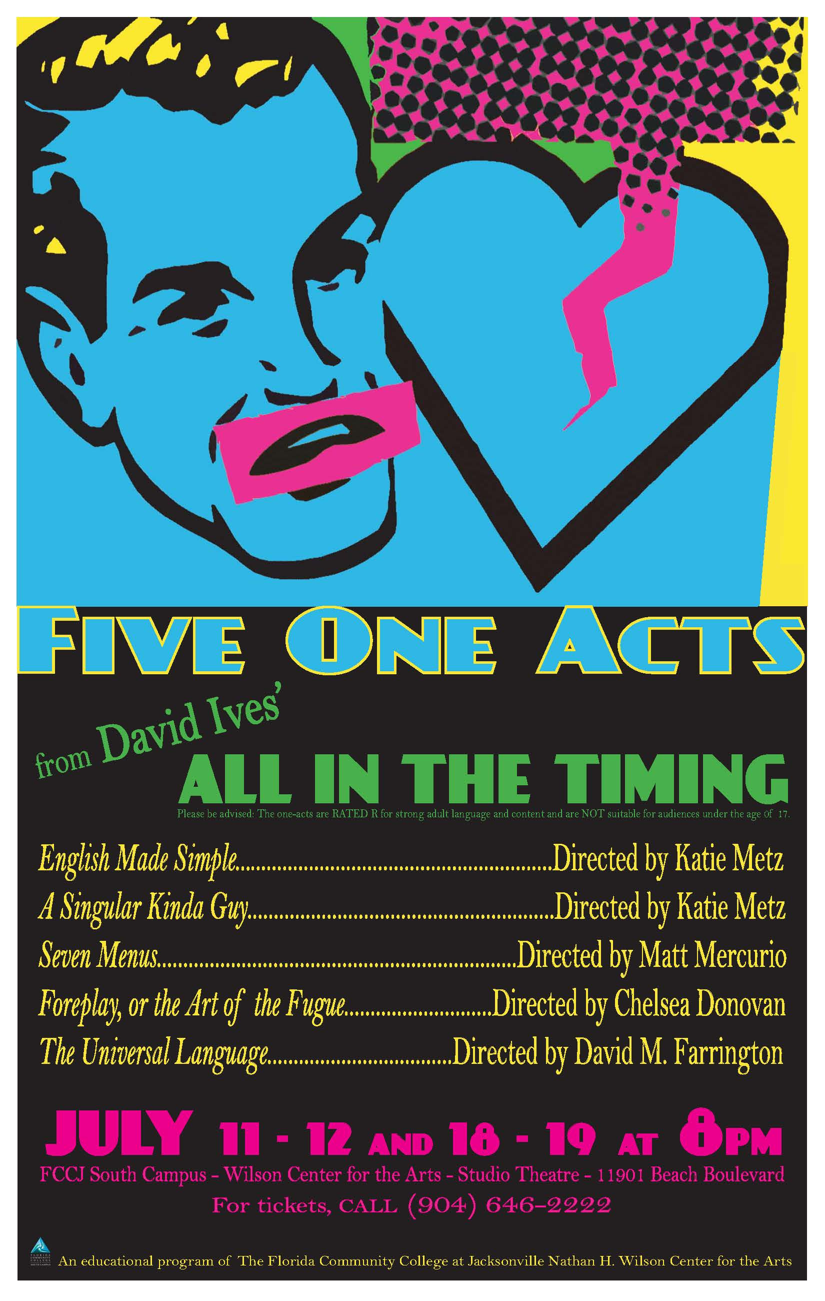 Five One Acts