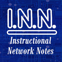 Instructional Network Notes