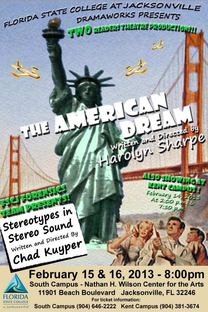 American Dream/Stereotypes in Stereo Sound, The